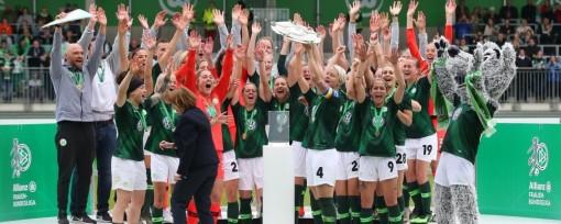 VfL Wolfsburg - Frauen-Spielplan