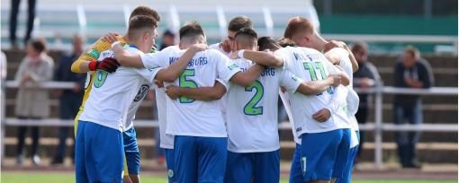 VfL Wolfsburg - U17-Spielplan