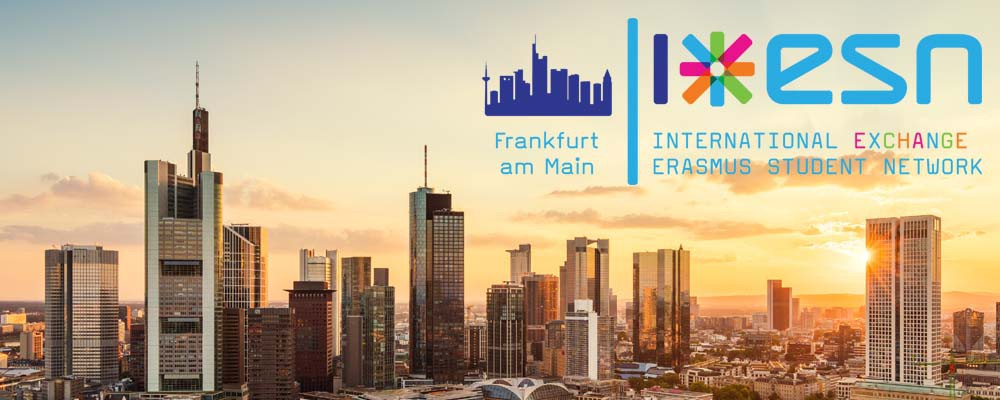 Erasmus Events by ESN Frankfurt