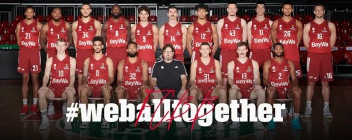 FC Bayern Basketball - Spielplan