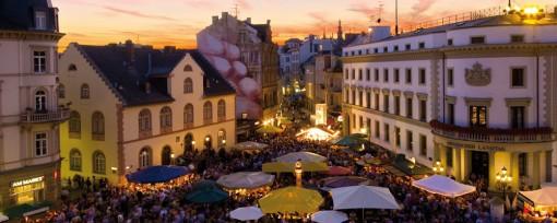 Wiesbaden - Open-Air Veranstaltungshighlights