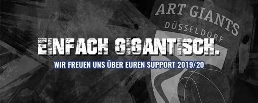 Art Giants Düsseldorf - 1. Herren - Spielplan