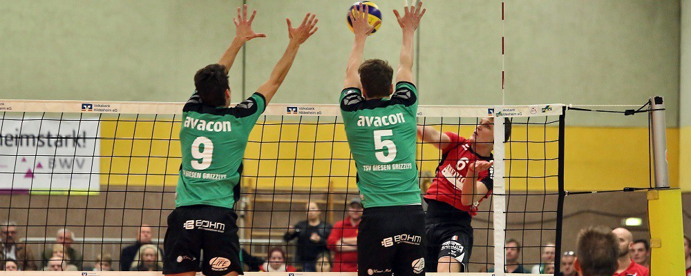TSV GIESEN GRIZZLYS - Volleyball BL-Team