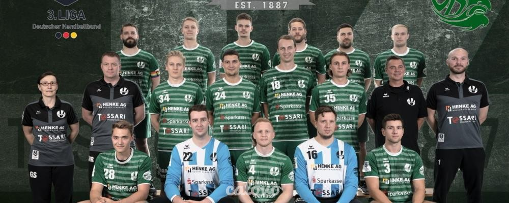 1. Mannschaft des TuS Volmetal. Alle Spiele und Termine!