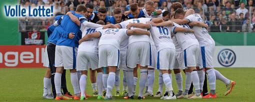 Sportfreunde Lotte - Spielplan