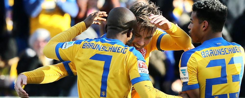 Spielplan Profis - Eintracht Braunschweig