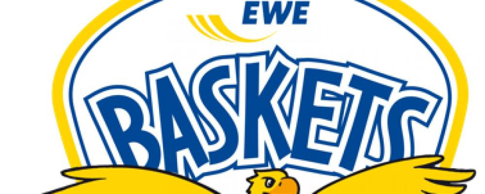 Baskets Juniors/Oldenburger TB - Spielplan