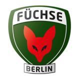 Logo von Füchse Berlin - Spielplan