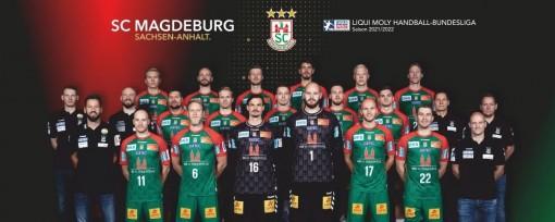 SC Magdeburg - Spielplan