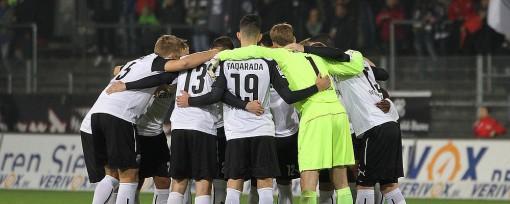 Bundesliga Spielplan - SV Sandhausen