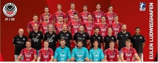 Die Eulen Ludwigshafen - Saison 2021/22