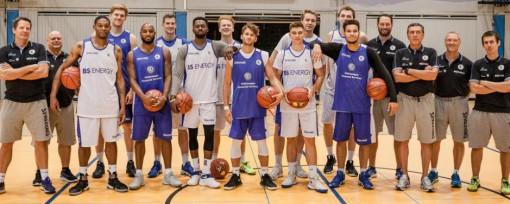 Basketball Löwen Braunschweig - Spielplan easyCredit BBL Saison 2017/2018