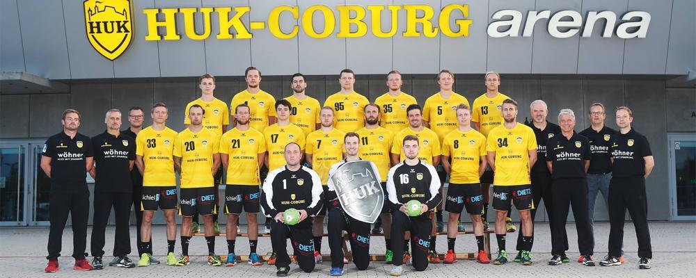 HSC 2000 Coburg 2. Handball-Bundesliga 2017/18