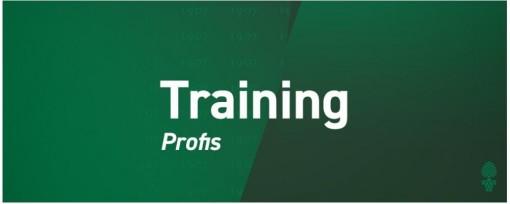 Profis | Trainingszeiten