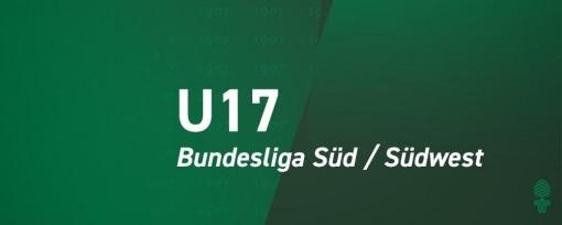 FC Augsburg - U17 | Bundesliga Süd/Südwest