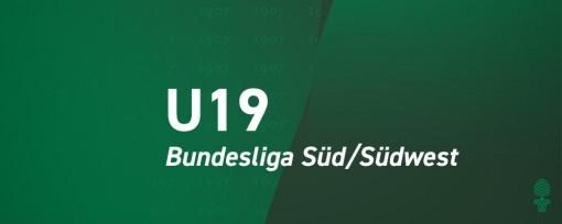 FC Augsburg - U19 | Bundesliga Süd/Südwest