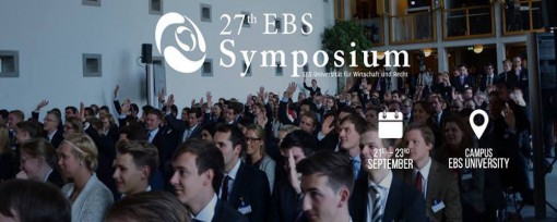 SAVE THE DATE - EBS Symposium