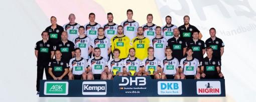 DHB (Männer) Handball Nationalmannschaft