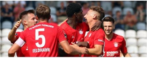 FC Bayern München - Amateure-Spielplan