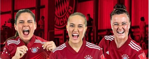 FC Bayern München - Frauen-Spielplan