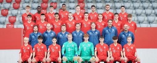 FC Bayern Munich - U17 fixtures (EN)