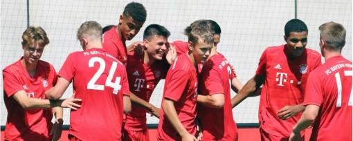 FC Bayern Munich - U19 fixtures (EN)