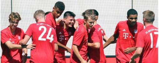FC Bayern München - U19-Spielplan