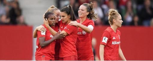 FC Bayern Munich - Women's fixtures (EN)