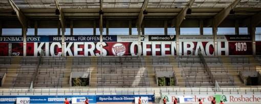 Spielplan Kickers Offenbach  U19