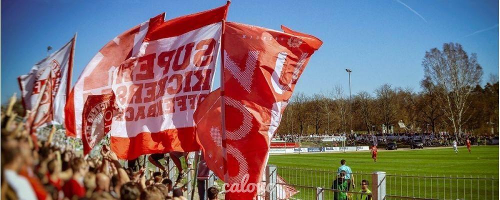Spielplan Kickers Offenbach